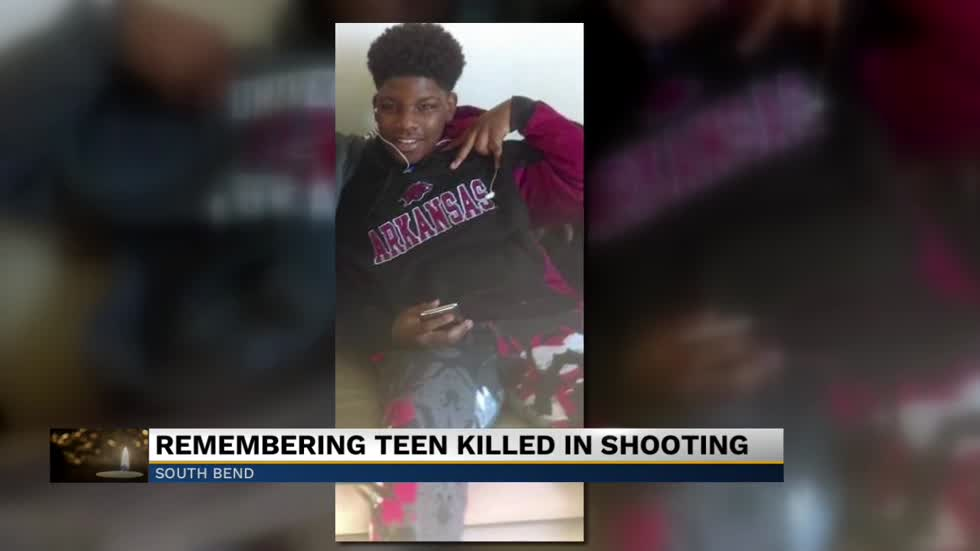 Vigil held for teen shot and killed Friday night